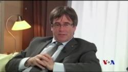 加泰羅尼亞前主席及多名部長在比利時出庭