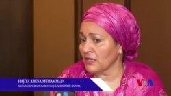 Hira Ta Musamman Tare Da Amina Mohammed Mataimakiyar Shugaban Majalisar Dinkin Duniya
