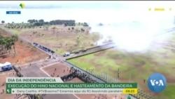 Bolsonaro faz avisos em dia da independência do Brasil