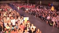 Hội thi khoa học kỹ thuật Intel thu hút hàng ngàn học sinh