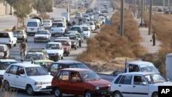 گیس کی بندش، ہڑتال اور اجتجاج جاری
