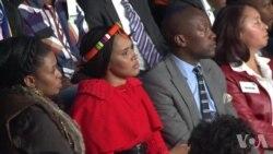 南非青年渴望并等待奥巴马到访