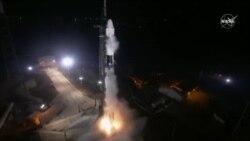 SpaceX запустила грузовой корабль Dragon к МКС