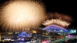 Hapje spektakolare për Olimpiket e Soçit