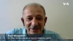 Rauf Mirqədirov: Beynəlxalq təhlükəsizlik sisteminə daxil olması Azərbaycanın xeyrinə olardı