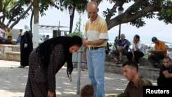 Incertitude sur le sort des réfugiés syriens à la frontière algérienne
