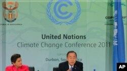 Clima: Moçambique pede ajuda à ONU