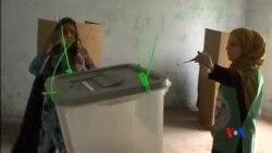 2014-08-03 美國之音視頻新聞: 阿富汗暫停大選重新點票工作