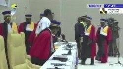 L'investiture de Idriss Deby Itno (vidéo)