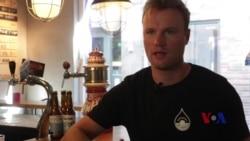 荷兰企业家用雨水酿造啤酒