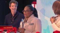 Oprah Winfrey không có ý định tranh cử Tổng thống