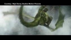 «Пит и его дракон» и «Капитан Фантастик»