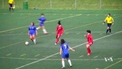 บอลหญิงไทยอุ่นหรูก่อนลุยบอลโลกที่แคนาดา
