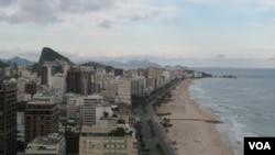 """El desempeño de la economía brasileña hace que la nación sudamericana sea """"respetado y codiciado"""" dice el ministro Mantega."""