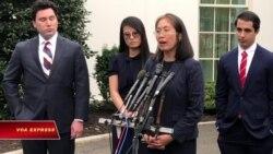 Truyền hình VOA 9/11/19: Blogger Mẹ Nấm gặp Tổng thống Trump, tưởng niệm nạn nhân cộng sản
