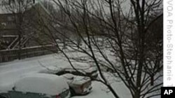 Вашингтон пред нов удар од снежно невреме