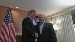 Washington reactiva proceso de paz israelíes y palestinos