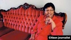 Jacqueline Zwambila, Duta Besar Zimbabwe untuk Australia (Foto: dok).