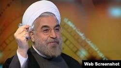 Президент Ирана Хасан Роухани (архивное фото)