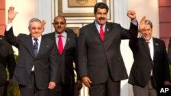 La ALBA elevará su respaldo a Venezuela en la próxima Cumbre de las Américas.