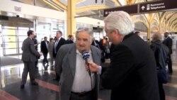 Entrevista con Presidente José Mujica de Uruguay