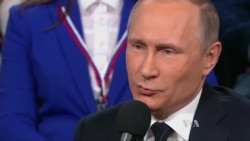 Putin Comments on Panama Papers