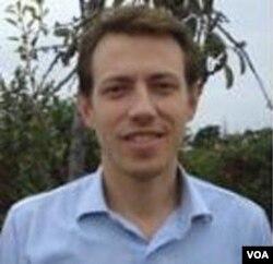 Peter Harling, analis dari Crisis Group di Damaskus, Suriah.