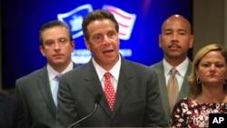 El estado de Nueva York pedirá al Congreso de Estados Unidos que permita a Puerto Rico declararse en bancarrota.