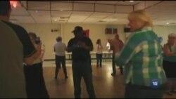 Танцювальна програма допомагає ветеранам війни подолати посттравматичний стресовий розлад. Відео