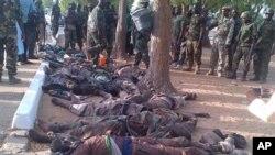 Une attaque de Boko Haram au Nigéria (AP)