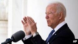 رئیس جمهوری آمریکا سهشنبه عصر در شهر تولسا سخنرانی خواهد کرد