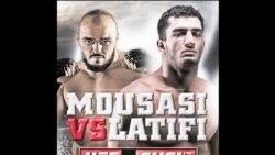 Ilir Latifi në UFC