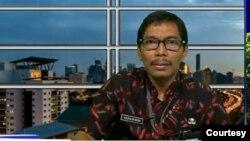 Koordinator Fungsi Statistik Distribusi, BPS Jawa Tengah, Arjuliwondo. (Foto: BPS Jateng)