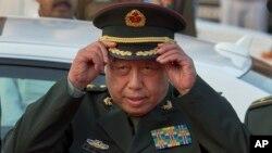 Phó Chủ tịch Quân ủy Trung ương Trung Quốc Phạm Trường Long