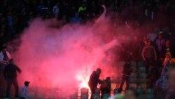 بیش از ۷۰ تن در خشونت ها در پی مسابقه فوتبال در مصر کشته شدند