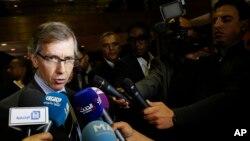برناردینو لئون نماینده ویژه سازمان ملل متحد در امور لیبی