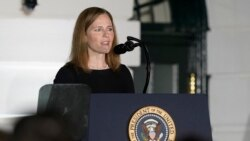 Le Sénat américain a confirmé la juge Amy Coney Barrett