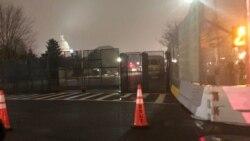 美國國會大廈安全圍欄將被拆除