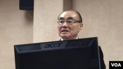 台灣國防部長馮世寬