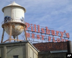 Once the world's largest and most advanced milling facility, the Pillsbury 'A' Mill in Minneapolis, Minnesota, stands vacant and in need of rehabilitation.