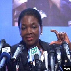 Wakil Sekjen PBB untuk Urusan Kemanusiaan, Valerie Amos.