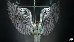 Justin Bieber dalam sebuah konser di Miami, Florida, Januari 2013. (Foto: Dok)