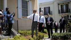 미국뉴스 헤드라인: 오바마, 카트리나 10주년 뉴올리언스 방문