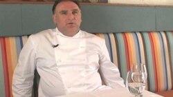 El mejor cheff de EE.UU: José Andrés