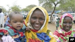 L'Arche de Zoé, une ONG française, avait cherché à èvacuer une centaine d'enfants du Darfour vers la France