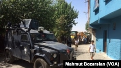 Diyarbakır'da Operasyon Şırnak'ta Saldırı