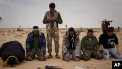 تداوم انفجارات در مرکز لیبیا