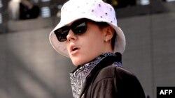 加拿大流行音乐歌星贾斯汀·比伯