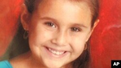 This undated photo provided by the Tucson Police Dept. shows Isabel Mercedes Celis. (AP Photo/Tucson Police Dept.)