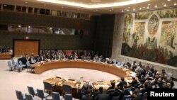 Una sesión de emergencia del Consejo de Seguridad de la ONU reveló en enero una clara división sobre las posibles soluciones a la crisis en Venezuela.